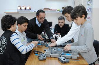 Geleceğin 'El Cezeri'leri Diyarbakır'da yetişiyor