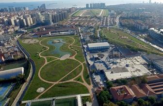 İstanbul'un millet bahçeleri açıldı