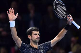 Novak Djokovic'in finaldeki rakibi belli oldu