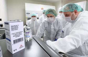 Kansere yerli ilaç bakan Mustafa Varank ile ilk kez görüntülendi