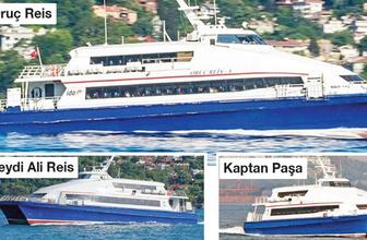 İDO gemilerini satışa çıkardı seferlerini durdurmuştu