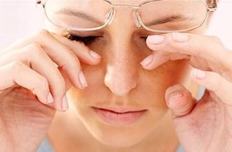 Göz kaşıntısının sebebleri nelerdir tedavisi için ne yapılmalı?