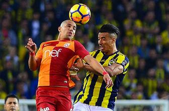 Galatasaray-Fenerbahçe derbisinde bunlar yasak!