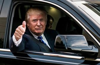 Donald Trump kendi kendine gelin güvey oldu Yılın Kişisi olarak kendini seçti