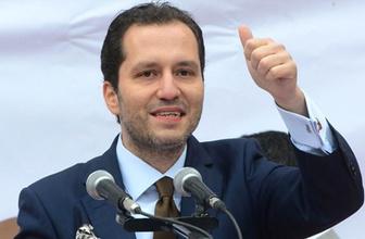 Fatih Erbakan kuracağı partinin adını açıkladı
