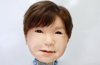 İşte en gerçekçi robot kafası Affetto!