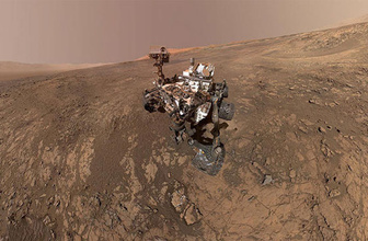 NASA duyurdu! Yeni keşif aracı Mars'a ayak basıyor