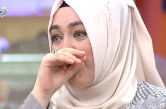 Gelinim Mutfakta yarışmacısı herkesi gözyaşlarına boğdu!