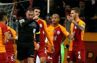MHK Halis Özkahya ve Hüseyin Göçek'i görevden el çektirdi!