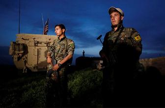 ABD PKK'ya tam siper oluyor her PKK şehrine 5 gözlem noktası