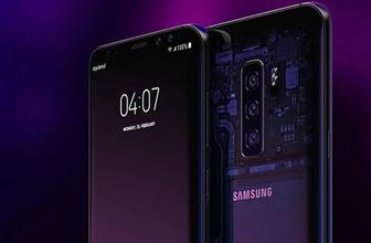 Samsung Galaxy S10'un görüntüsü sızdı!