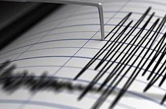 Son depremler Yalova'da şiddeti kaç saatlik deprem raporları