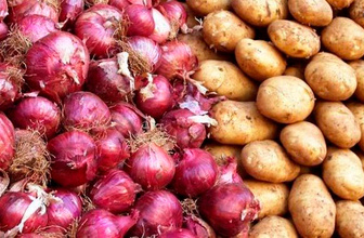 Soğan, patateste  son nokta 'Kanuna aykırı durum yok'