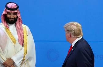 Trump ile Prens Selman görüştü iddiası