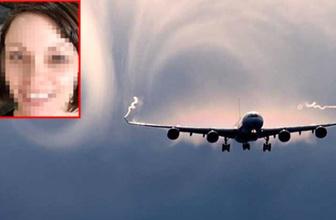 Uçak tuvaletinde tecavüz skandalı!