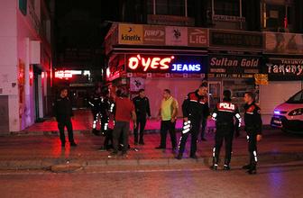 Adana'da barda haraç kavgası: Yaralılar var!