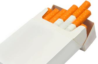 Sigarada tek tip dönem Düz paket uygulaması yolda