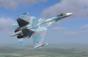 Rus uçaklarından ABD uçaklarına taciz