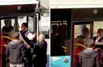 Antalya'da gaziyi zorla indiren şoför affedilmedi
