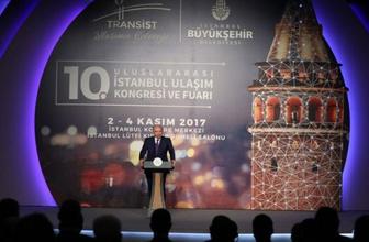 İstanbul ulaşım kongresi ve fuarı 'Transist 2018' başlıyor