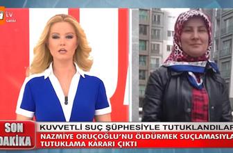 Nazmiye Oruçoğlu cinayetinde flaş gelişme! Mahkeme kararını verdi
