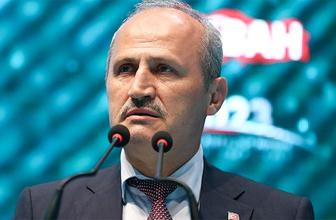 Ulaştırma Bakanı Mehmet Cahit Turhan: Son aşamaya geldi