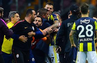 PFDK cezaları Galatasaray ve Fenerbahçe'den kim ne ceza aldı