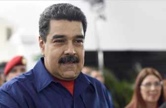 Nicolas Maduro: Türkiye'yi seviyorum