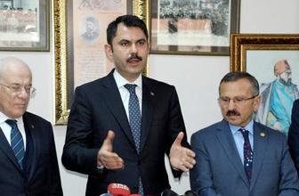 Murat Kurum duyurdu: yeni bir uygulama geliyor