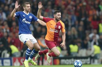 Schalke'den esprili Galatasaray paylaşımı