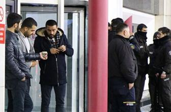 Ataşehir'de aracıyla kaçan şüphelilere polis ateş açtı: 1 ölü