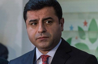 Selahattin Demirtaş'a mahkemeden ret!