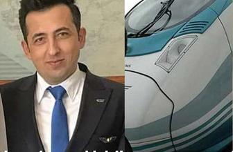 Kadir Ünal kaç yaşında Ankara tren kazasında ölen makinist kimdir?