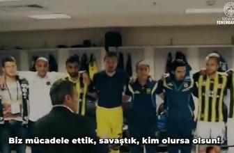 Fenerbahçe'den Ersun Yanal paylaşımı: Hep birlikte nice zaferlere