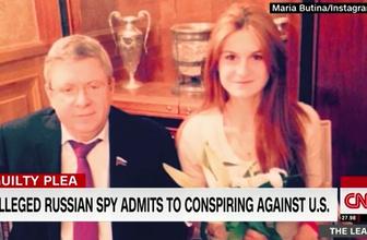 ABD'de gözaltına alınan Maria Butina, ajan olduğunu kabul etti