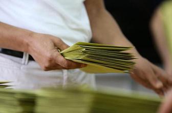 31 Mart seçimlerinde kaç sandık kurulacak?