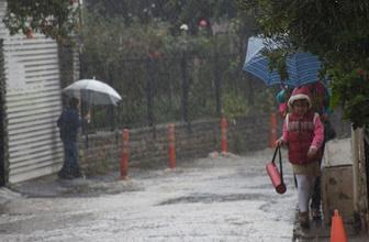 Muğla sağanak yağış arttı son hava durumu fena!
