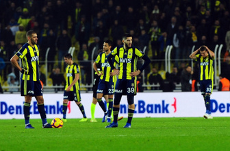 Erzurum 1 puan aldı: Fenerbahçe küme düşme hattında kaldı!