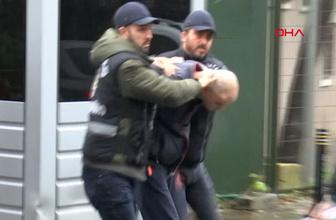 Papağana işkence yapan Murat Özdemir adliyeye sevkedildi