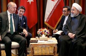 Erdoğan davet etti Ruhani Türkiye'ye geliyor