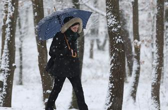 Edirne'de bugün okullar tatil mi 19 Aralık kar tatili olan okullar