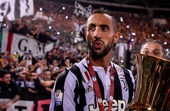 Beşiktaş'a Juventus'tan Faslı stoper