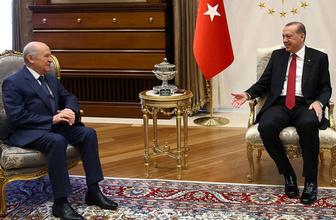 Bahçeli'den Erdoğan'la görüşme açıklaması 'yeni görüşmeye ihtiyaç yok'