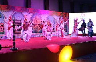 Geleneksel Hint mutfağı ve kültürünün sergilendiği 2018 Diwali kutlamaları gerçekleştirildi