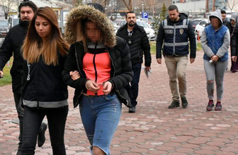 3 kız birlikte sokakta alkol aldı sonrası felaket