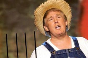 Donald Trump'tan yılın tbt'si eski videosunu paylaştı 867 milyara imza attı