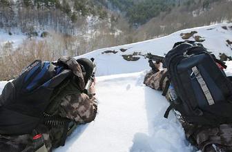 Tunceli'de mağarada öldürülen 2 terörist bakın nereden kaçmış?