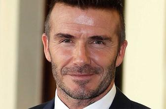 Olay teklif! Uzaya giden ilk futbolcu David Beckham mı olacak?