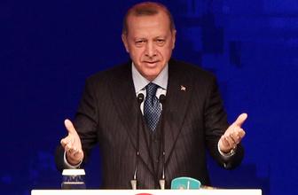 Cumhurbaşkanı Erdoğan: 'Beni ipe götürüp sallandıracaklarmış...'