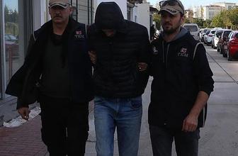 Adana'da yakalanan Reina saldırısı şüphelisi tutuklandı